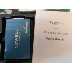SEWELL SW-22857 USB