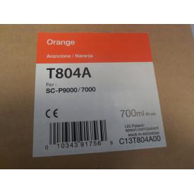 TONER 700 ORANGE T804A00