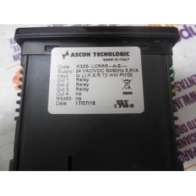 CONTROLADOR ASCON TECNOLOGIC K32S