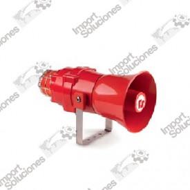 AUDIBLE VISUAL SOUNDER FEDERAL SIGNAL WAVS-L-115