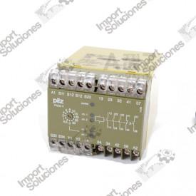 CONTROL (UNIDAD DE PARO) PILZ REF. PNOZV30-24V/DC